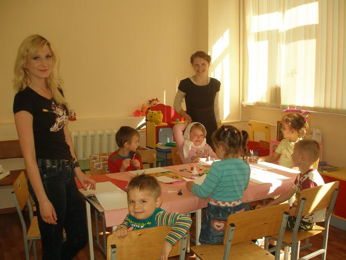 9 мая в Детской городской больнице Калуги Фото 1